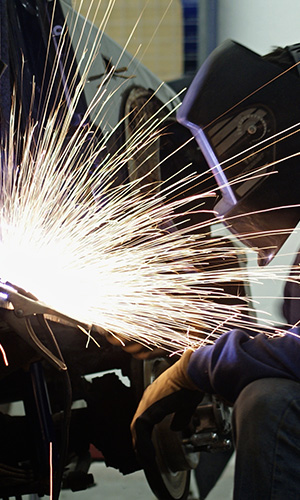 welding and car repairs in bromley
